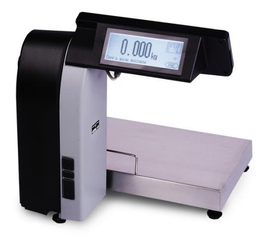 весы с печатью этикеток MK_R2L10