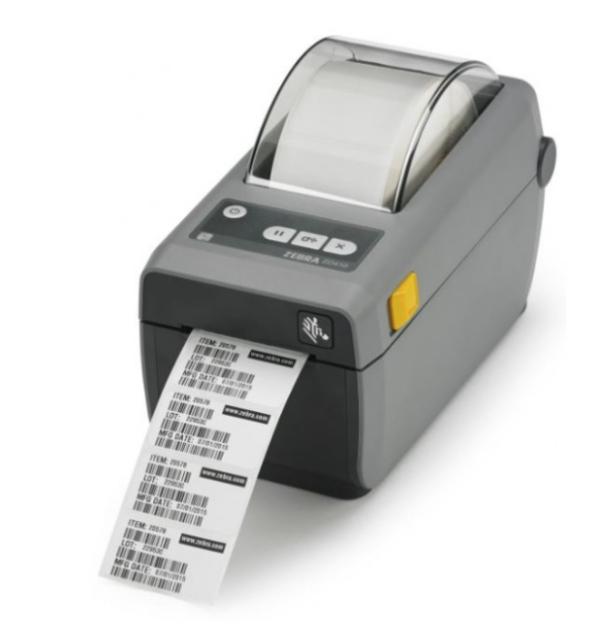 принтер печати этикеток зебра
